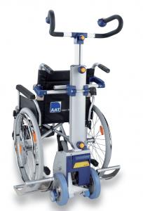 SDM7 Wheelchair Rack