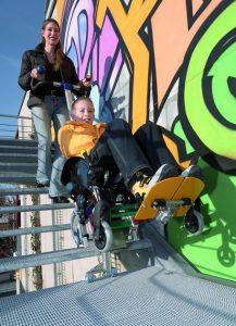 S-Max Child Peadiatric Stairs