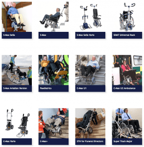 Mobility Stairclimbers
