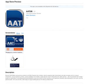 AAT iPhone iPad App