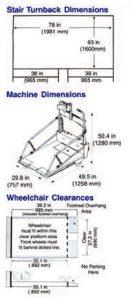 Supertrack Major Dimensions