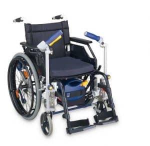 Max2 Powered Wheelchair