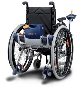 Max-e Wheelchair Power