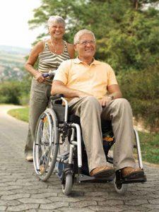 Movilino Powered Wheelchair