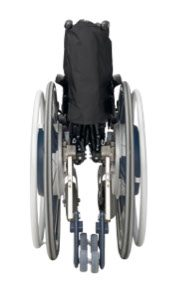 Servo Power Wheelchair Small Compact Folded