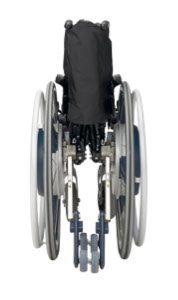 Servo Power Wheelchair Small Compact Folded