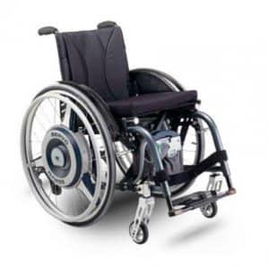 Servo Wheelchair Power