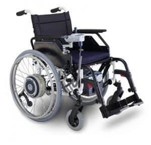Solo Powered Wheelchair