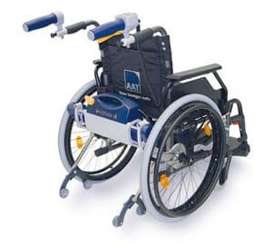 V-Max 4 Powered Wheelchair