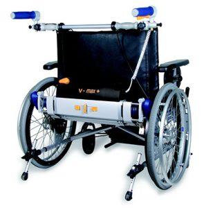 V-Max Plus Powered Wheelchair