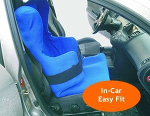 Comfortable Plus Duo Car Easy Fit