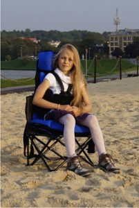 Multiseat Girl Beach
