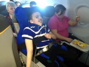 Posture Aviation Flight