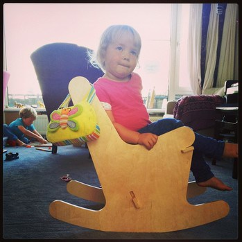 Sensory Rocking Chair
