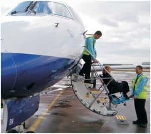 S-Max Aviation Stairclimber Aircraft