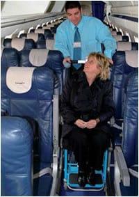 S-Max Aviation Boarding Aircraft