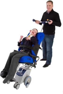 Stabilo Vacuum Posture Cushion Stairclimber