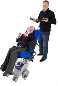 Posture Cushion Stairclimber Paediatric