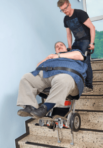 CR230 Bariatric Stairclimber
