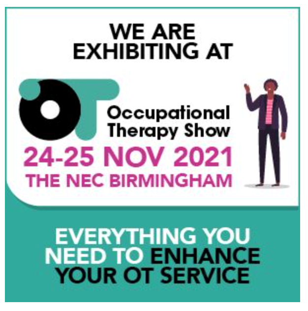 Occupation Therapy Show - Birmingham - 24th - 25th November 2021