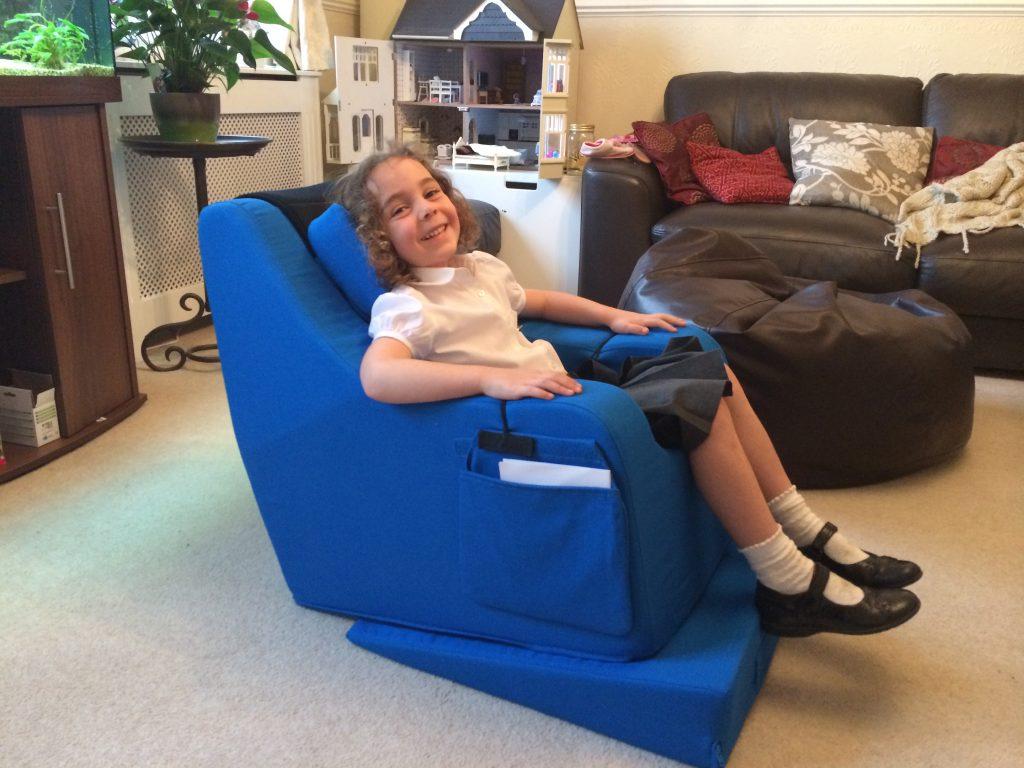 Gravity Chair postural seating